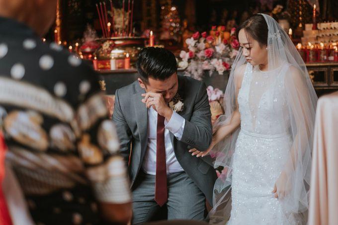 Steven & Catherin Wedding at Aston Cirebon by PRIDE Organizer - 010