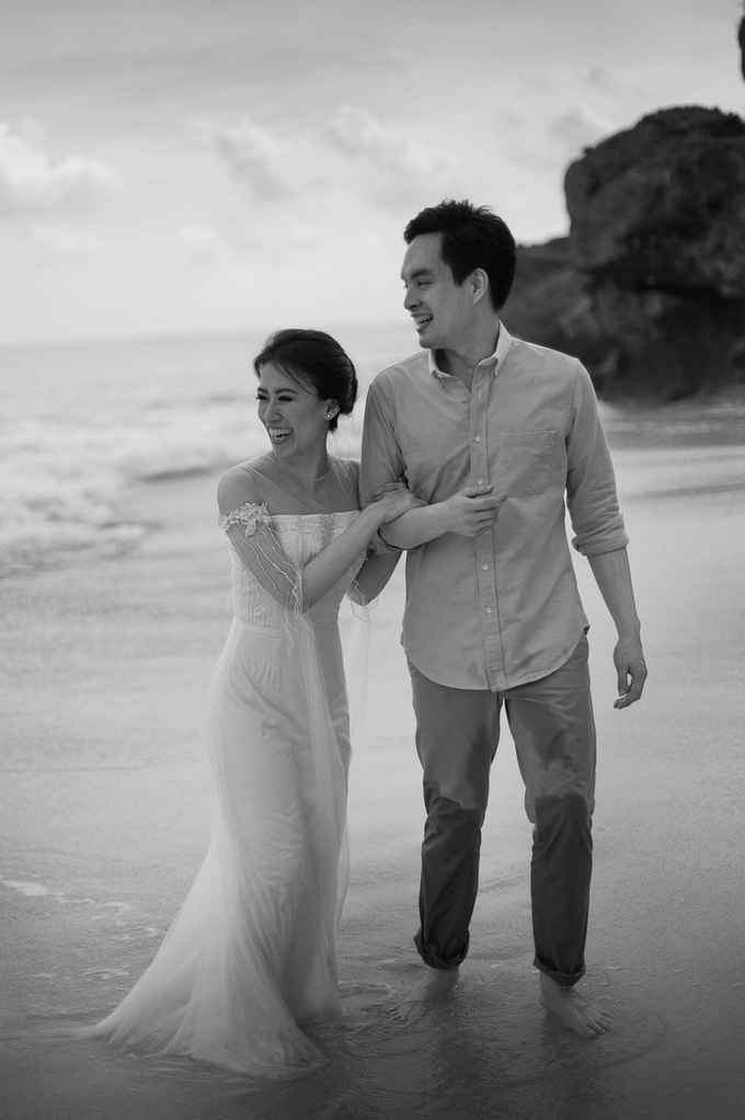 Prewedding of Danny & Nanette by Etre Atelier - 007