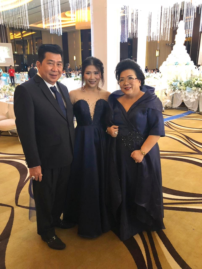Family Gown for Michelle by Etre Atelier - 002