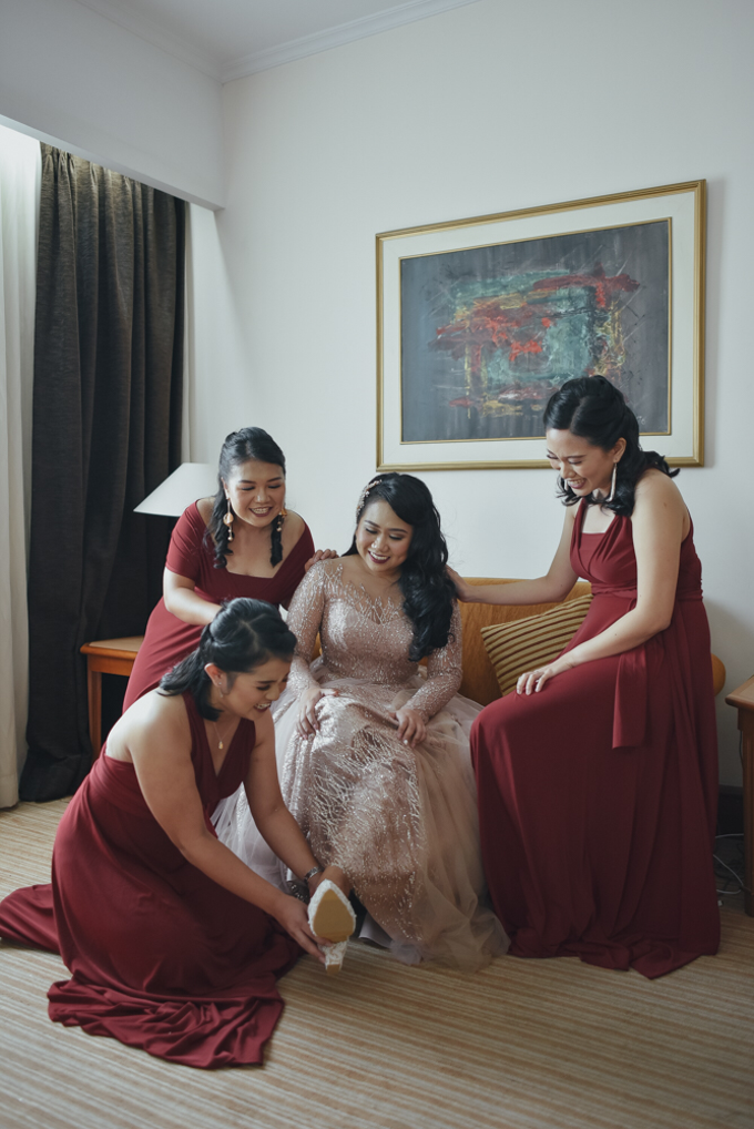 Wedding of Eka & Feli by Etre Atelier - 002