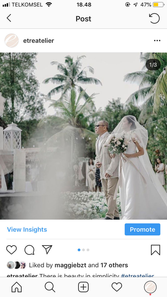Wedding of Barry & Dinda by Etre Atelier - 002