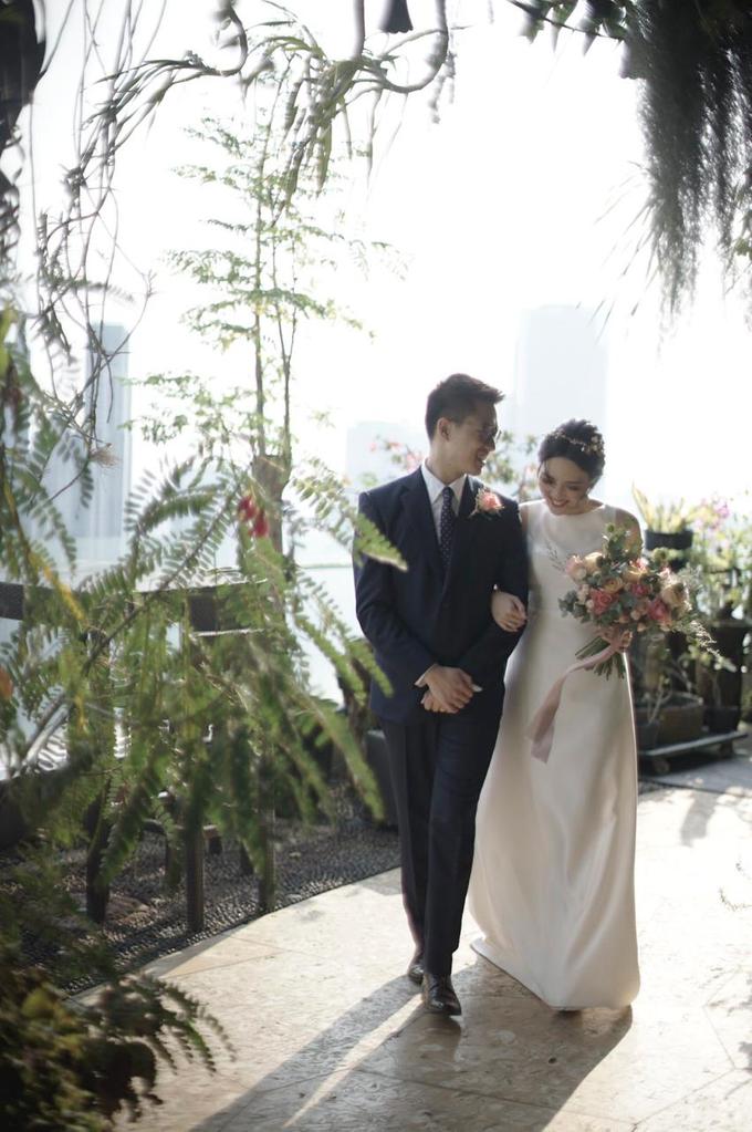 Wedding of Aris & Tiara by Etre Atelier - 004