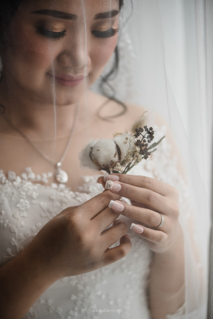 Wedding of Julius & Yohana by Etre Atelier - 003