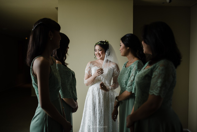 Wedding of Julius & Yohana by Etre Atelier - 002