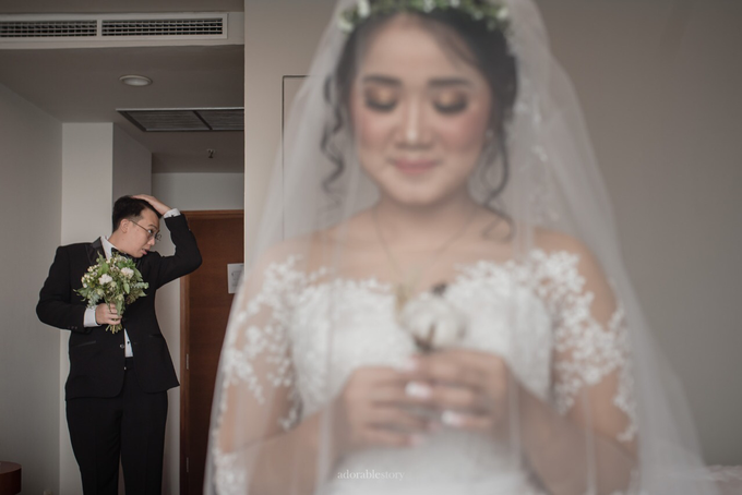 Wedding of Julius & Yohana by Etre Atelier - 005