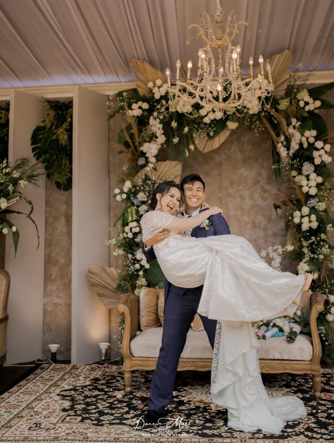 Wedding of Ian & Luna by Etre Atelier - 001