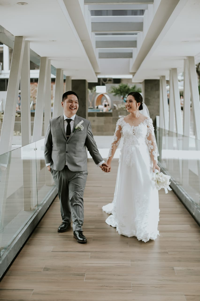 Wedding of Jeremy & Stella by Etre Atelier - 002