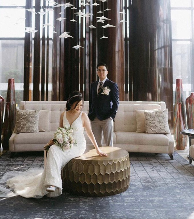 Wedding of Nick & Cindy by Etre Atelier - 002