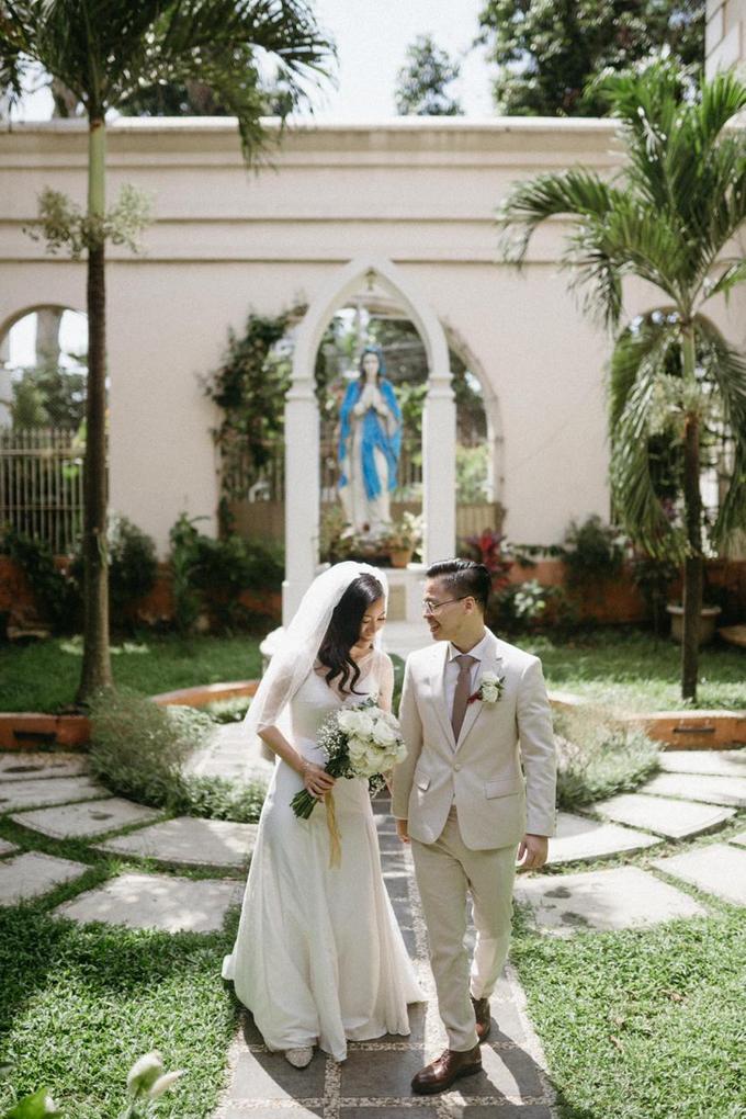 Wedding of Dennis & Vero by Etre Atelier - 004
