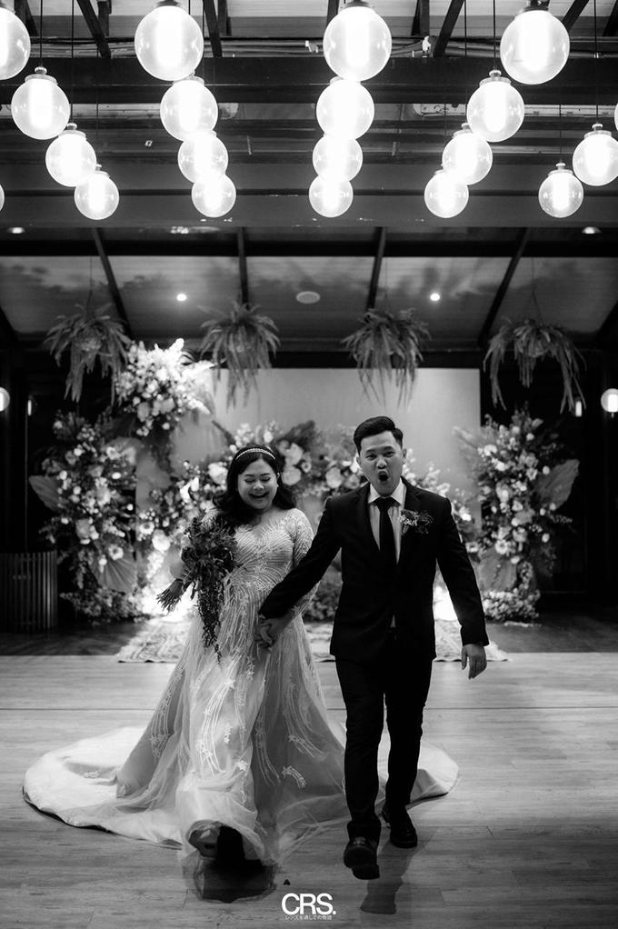 Wedding of Tom & Meike by Etre Atelier - 002