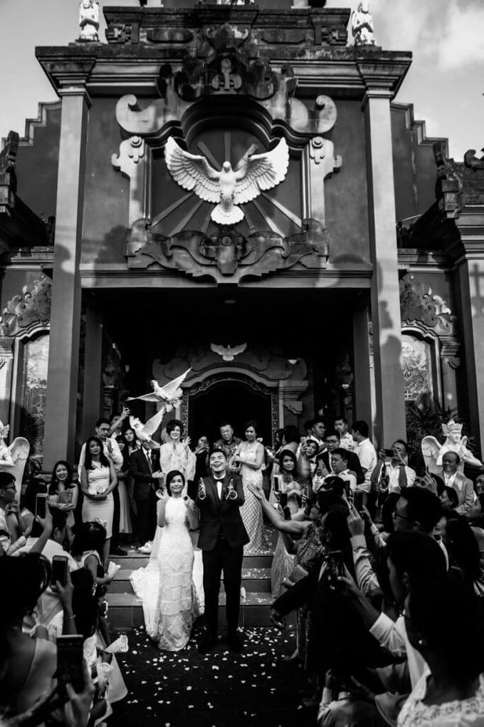 Bohemian Inspired Wedding in Bali by Nagisa Bali - 019