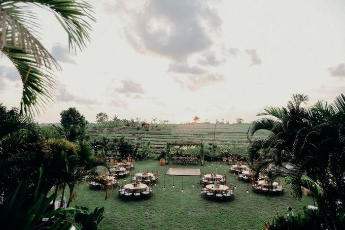Bohemian Inspired Wedding in Bali by Nagisa Bali - 003