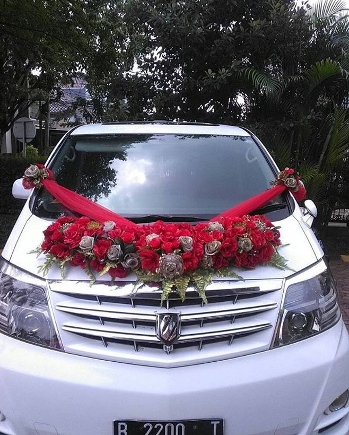 Wedding Car BK Rent Car by BKRENTCAR - 010
