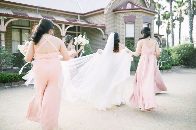 A Bright and Beautiful Spring Wedding in Australia by Foreveryday Photography - 030