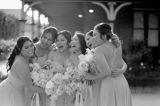 A Bright and Beautiful Spring Wedding in Australia by Foreveryday Photography - 032
