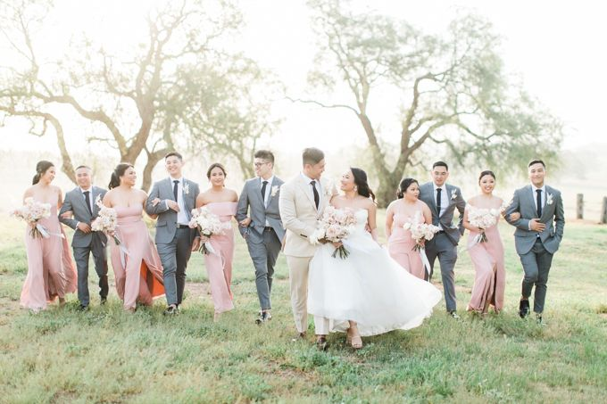 A Bright and Beautiful Spring Wedding in Australia by Foreveryday Photography - 001