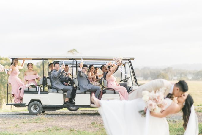 A Bright and Beautiful Spring Wedding in Australia by Foreveryday Photography - 035