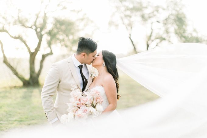 A Bright and Beautiful Spring Wedding in Australia by Foreveryday Photography - 037