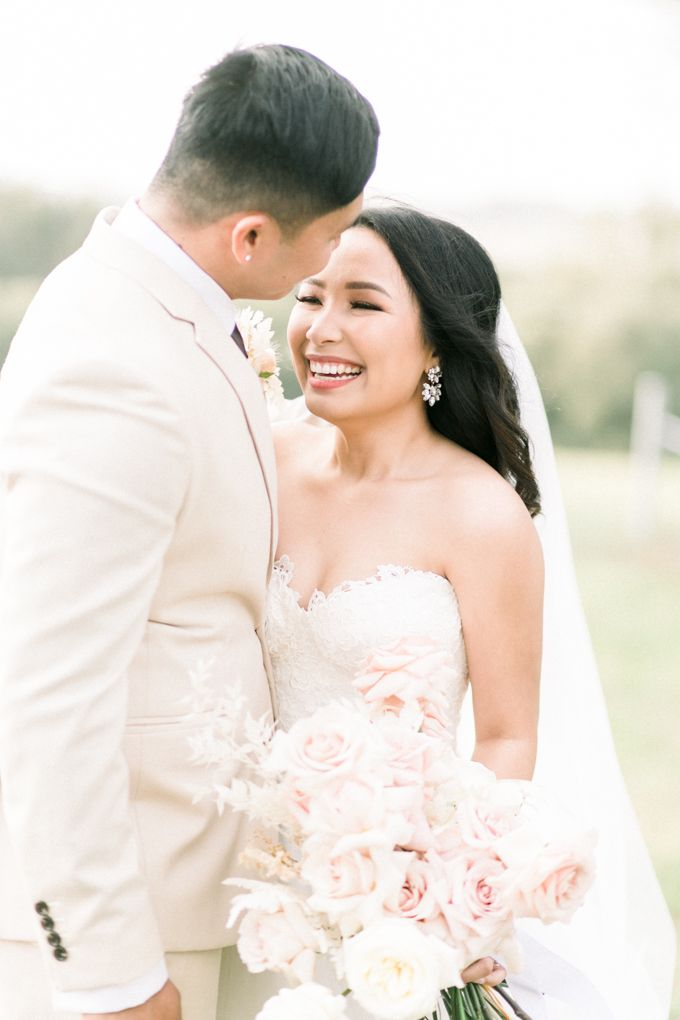 A Bright and Beautiful Spring Wedding in Australia by Foreveryday Photography - 038