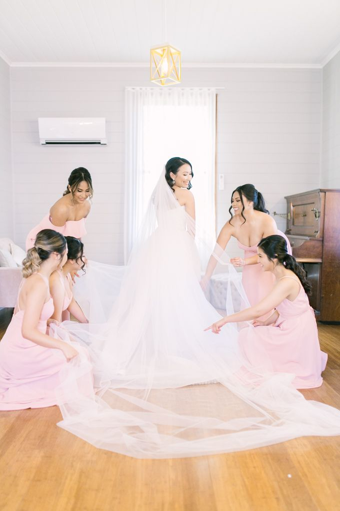 A Bright and Beautiful Spring Wedding in Australia by Foreveryday Photography - 019