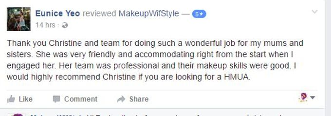 Reviews from Clients by Makeupwifstyle - 017