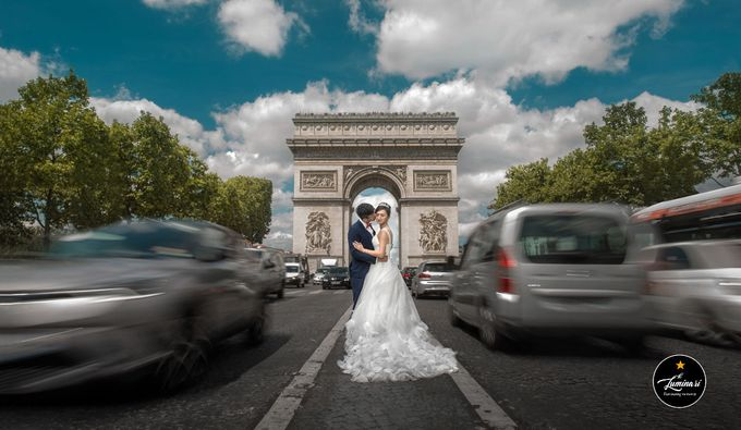 France Germany Wedding 2018 by The Luminari - 002