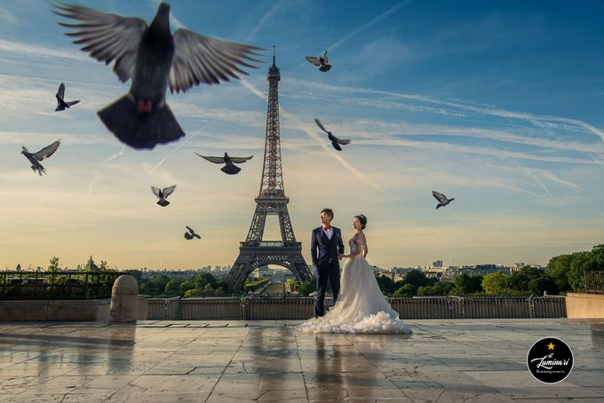 France Germany Wedding 2018 by The Luminari - 034