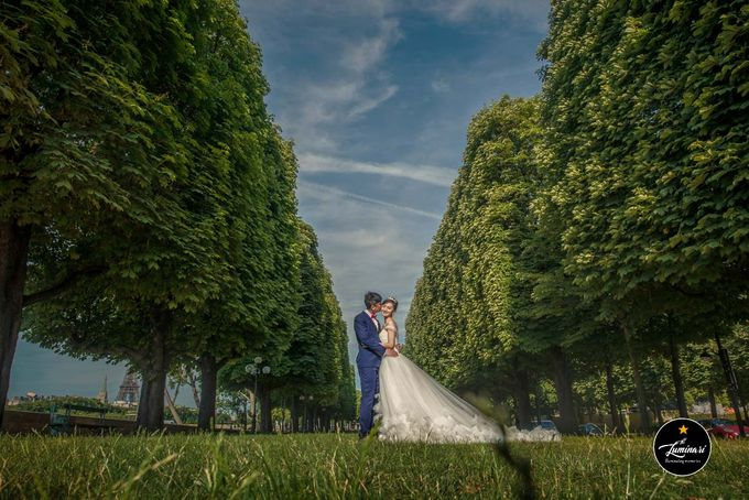 France Germany Wedding 2018 by The Luminari - 041