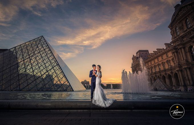 France Germany Wedding 2018 by The Luminari - 004