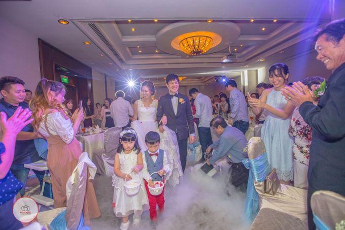 AD Wedding Evan + JL by Rendezvous Hotel Singapore - 002