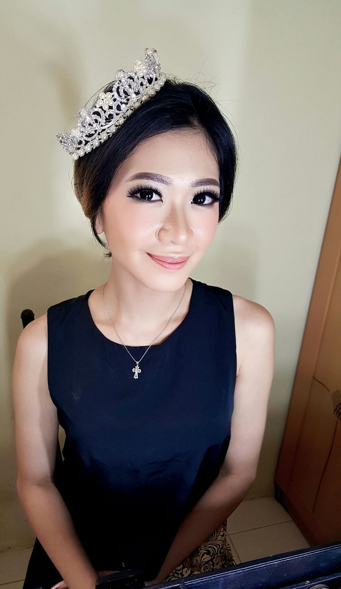 Make Up Ms Patricia by Flo Make Up Artist - 002