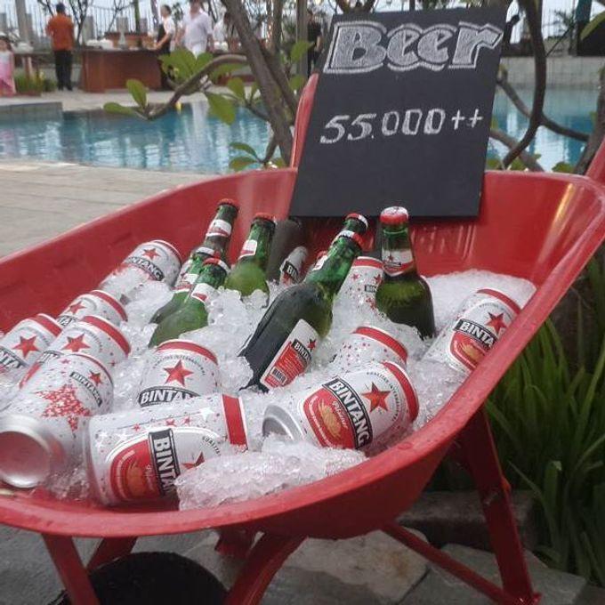 Weddings at Poolside by Alila Jakarta Hotel - 001
