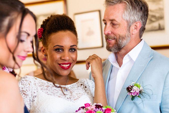 An Afro American wedding in Greece by MarrymeinGreece - 027