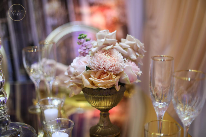 Wedding planning and styling  by events by Sara - 015