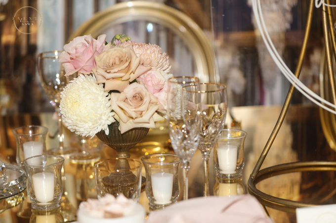 Wedding planning and styling  by events by Sara - 016