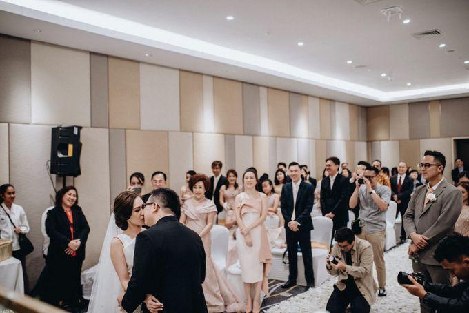 DoubleTree - Edo & Vera by Maestro Wedding Organizer - 014