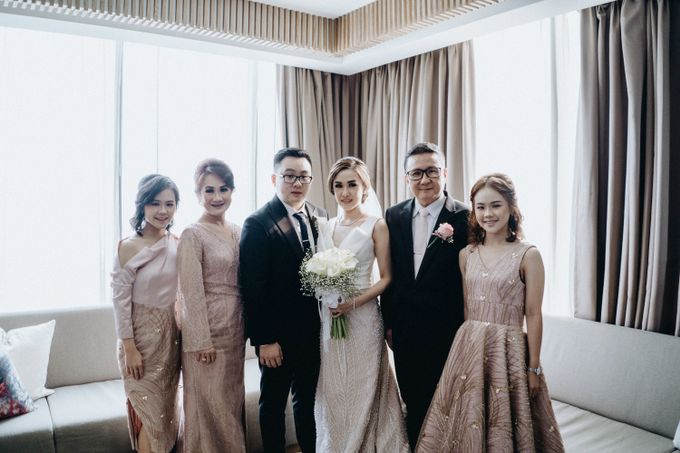 DoubleTree - Edo & Vera by Maestro Wedding Organizer - 013