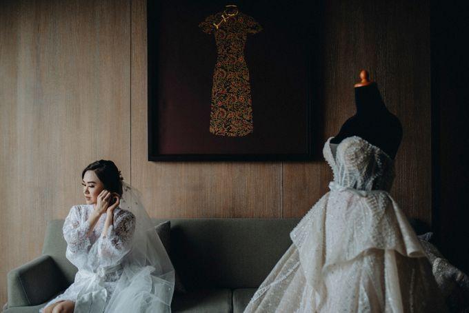 DoubleTree - Edo & Vera by Maestro Wedding Organizer - 029