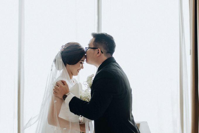 DoubleTree - Edo & Vera by Maestro Wedding Organizer - 020