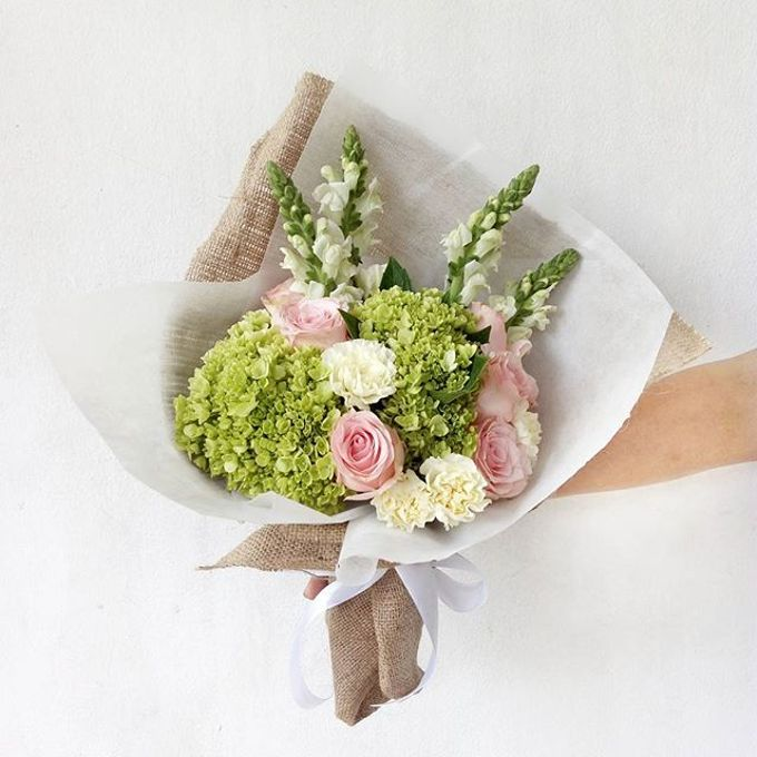 Gift Bouquet by Tiffany's Flower Room - 005