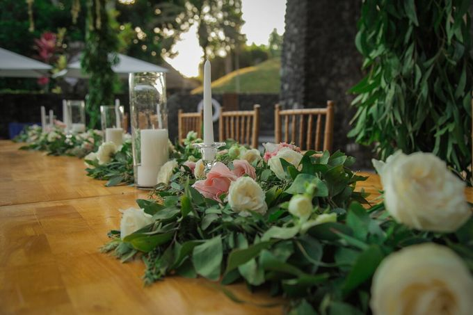 Sweet Garland Dinner by CITTA Wedding - 007