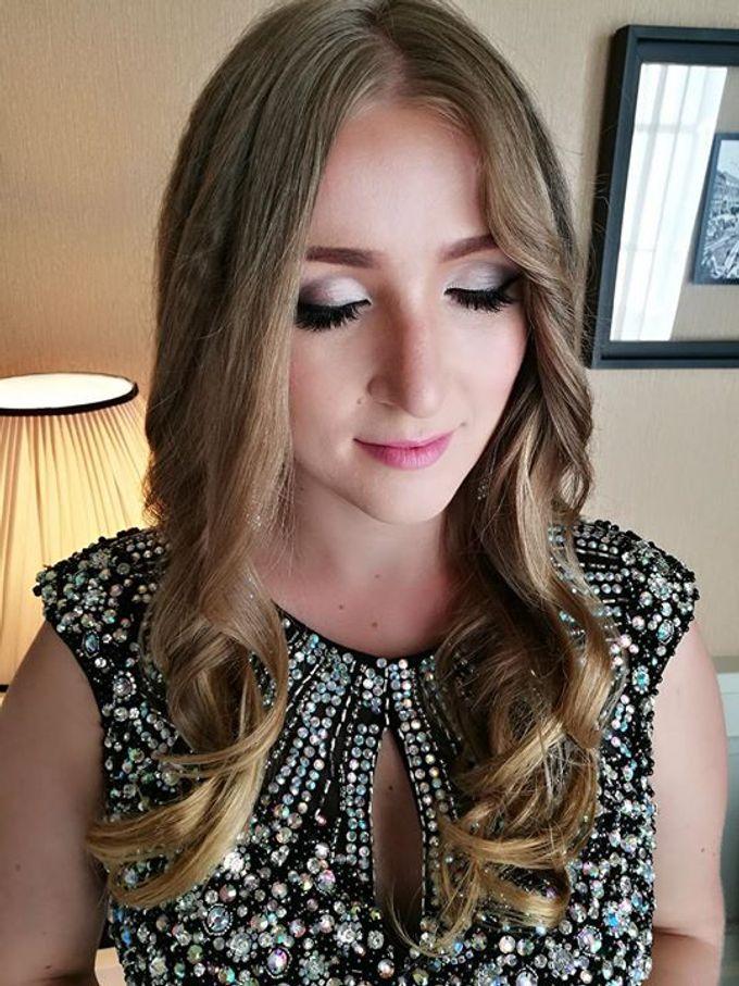 Wedding Day Bride Makeup Service by Elizabeth Lee Makeup Artist - 011