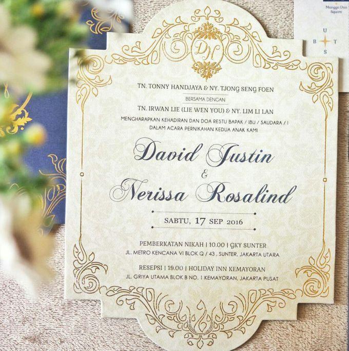 David nerissa wedding invitation by nitartwork design printing add to board david nerissa wedding invitation by nitartwork design printing 007 stopboris Images