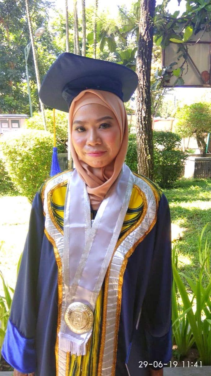 Graduation Makeup by Tiyas Makeup - 039