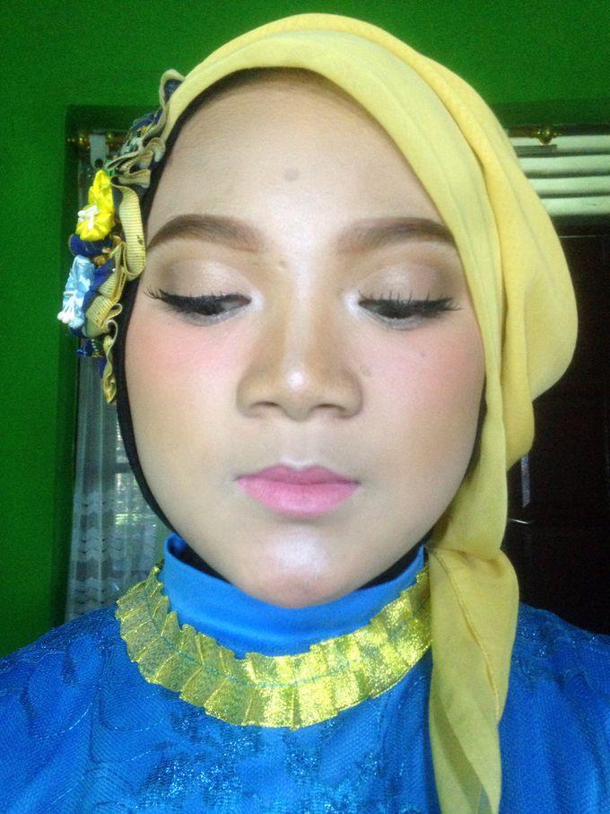 Graduation Makeup by Tiyas Makeup - 023