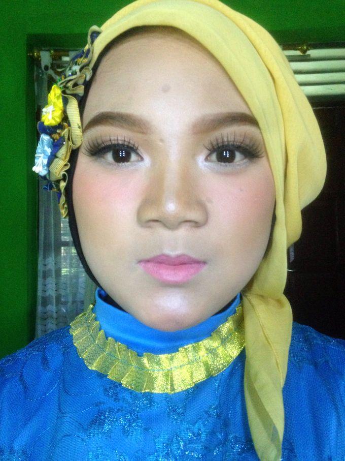 Graduation Makeup by Tiyas Makeup - 021