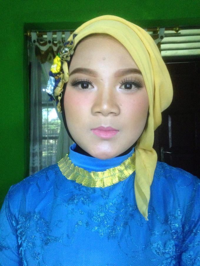 Graduation Makeup by Tiyas Makeup - 024