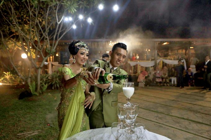 Dhea Rivansyah Rumah Sarwono by HR Team Wedding Group - 018