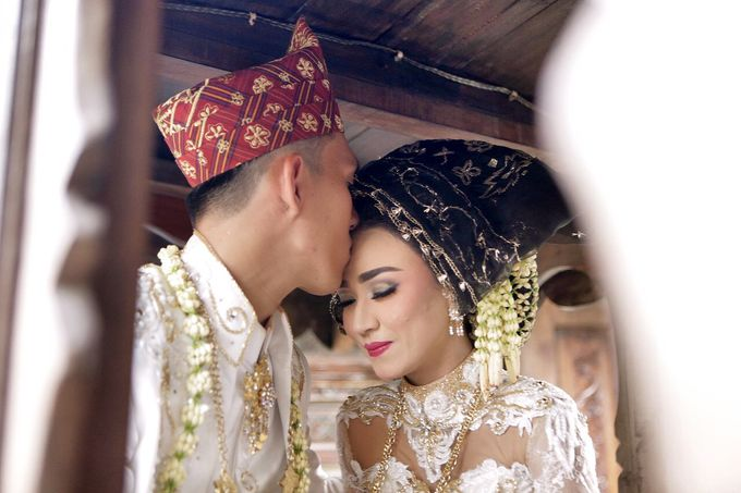 Dhea Rivansyah Rumah Sarwono by HR Team Wedding Group - 003