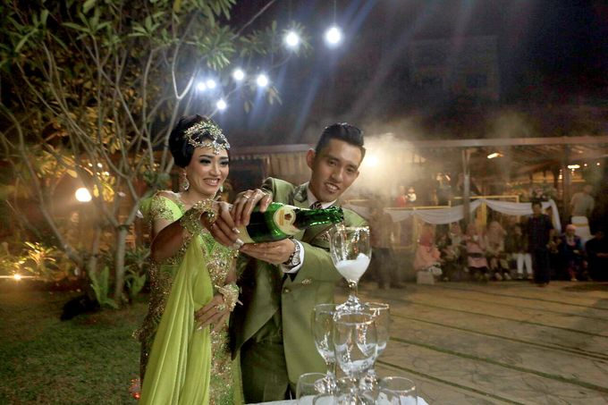 Dhea Rivansyah Rumah Sarwono by HR Team Wedding Group - 017